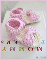 Crochet Baby Sandals Pattern Delectable FINALY Looked Forever For This For Free Pattern Crochet Baby