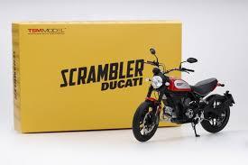 bikes true scale miniatures 1 12 model bike ducati scrambler