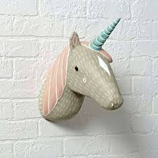 unicorn head wall decor unicorn head wall decor best of paper unicorn wall mount target unicorn