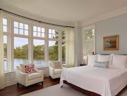 Bedroom: Minimalist Bedroom With View Of Nature - Bedroom Ideas
