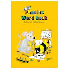 jolly phonics word book in print letters a handy teacher s resource providing useful lists of words made from the individual letter sounds and digraphs
