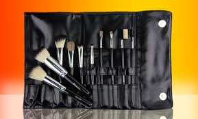 makeup brush set beaute basics