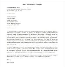 reference letter from employer employee recommendation letter job from employer practical photos