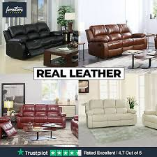 real genuine leather recliner sofa 3