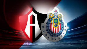 Atlas vs Chivas Cuartos de final Liguilla Mx