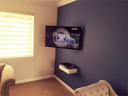 tv wall mounting in south north