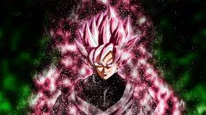Super Saiyan Rose Wallpapers - Top Free ...