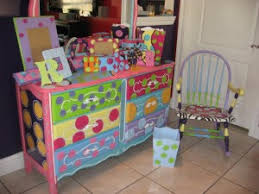 funky kids bedroom furniture. Funky Painted Furniture Kids Bedroom U