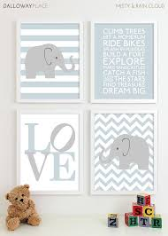 >baby boy nursery art chevron elephant nursery prints kids wall art  baby boy nursery art chevron elephant nursery prints kids wall art baby boys room baby nursery decor playroom rules quote art four 11 14
