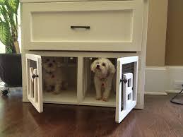 designer dog crate furniture room design plan. Perfect Design Dog Crate Nightstand On Designer Furniture Room Design Plan D