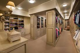 luxurious walk in closet. Huge Walk In Closet With Several Rows Of Space. Luxurious 1