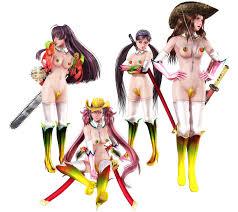 Bikini samurai squad hentai