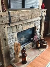 Rustic Design Fargo Popular Rustic Farmhouse Fireplace Design Ideas Best For