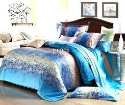 teal blue comforter set aqua comforter sets ergonomic brown and aqua comforter set awesome 7 full