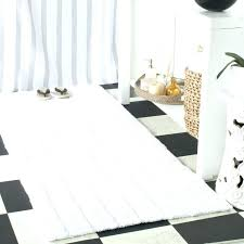 oversize bathroom rugs bath oversized oval cotton mat info