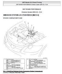 2007 mazda cx 9 grand touring service repair manual