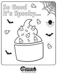 Find the coloring book you need here. Muffins Coloring Page Coloring Home