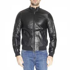 armani jacket men jeans spring summer 2017 black colorful and fashion forward armani