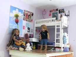 american girl doll bedrooms how to make a girl doll bedroom vinyl girls tour of dolls american girl doll bedrooms