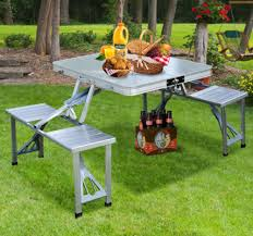 camping table folding picnic chair