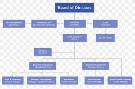 Organizational Chart Board Of Directors Organizational