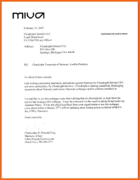 letter of demand demand letter for paralegal starware letter