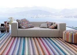missoni home nap modular garden sofa  missoni home outdoor furniture