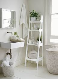 classic white bathroom ideas. Space Creating Ideas Bathrooms White Company Shelves And Essentials Pertaining To How Decorate A Bathroom Decor 6 Classic Y