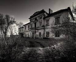 old architectural photography. Old Palace - Sobieszyn, Lubelskie Architectural Photography A