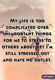 My Life Is Stress