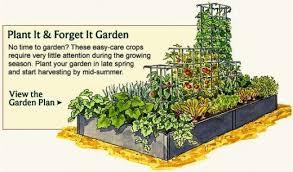 vegetable garden planner layout