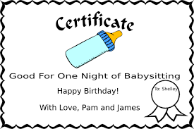 babysitting gift certificate template free 19 clipart coupon template huge freebie download for powerpoint