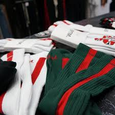 gucci inspired. only shop with the @eptmusa gucci inspired socks. pull up \u2022 hhsla 💰