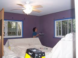 lavender wall paintInteresting Decorating With Lavender Color Walls  Design Color