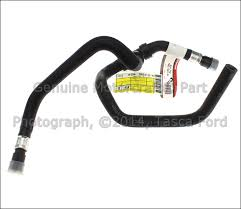 new oem heater core output hose 1999 2002 ford expedition lincoln 2000 expedition heater core image is loading new oem heater core output hose 1999 2002