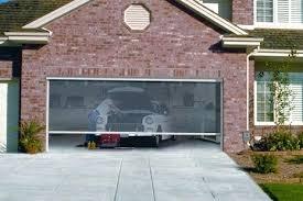 Screen Doors For Garage Coolest Garage Screen Door Rollers In Wow Classy Garage Door Remodel Interior