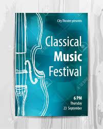 Concert Poster Design Party Flyer Club Music Concert Poster Dj Lineup Design Vector