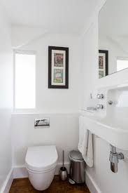 small powder rooms design ideas powder room contemporary with space saving sink narrow space small bathroom