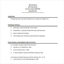 Free One Page Resume Template Magnificent 28 One Page Resume Templates Free Samples Examples Formats