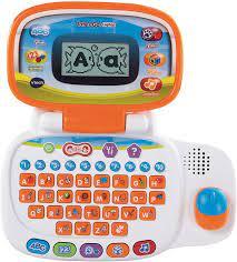 VTech Tote And Go Laptop For Kids (Orange) – Online Shop