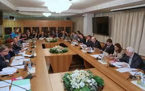 Главное контрольное управление Московской области приняло участие  Главное контрольное управление Московской области приняло участие в обсуждении проекта нового Кодекса Российской Федерации об административных