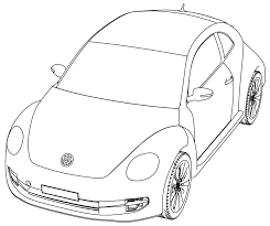 Volkswagen drawing at getdrawings free for personal use