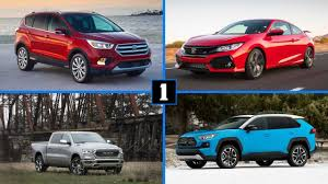 20 Best-Selling Cars And Trucks So Far In 2019