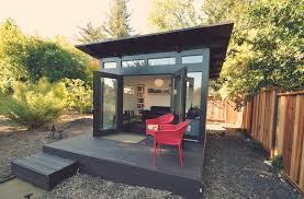 Small Picture Prefab Modern Sheds and Backyard Studios Studio Shed