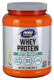 Whey Protein Brand Comparison Chart Whey Protein Creamy Vanilla Powder