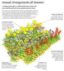 Small Picture A Cut Flower Garden of Perennial Favorites Garden planning