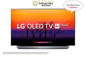 Oled Quote Fascinating Blue Star Smart Inverter AC LG OLED TV From Gwalior