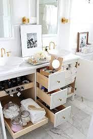 Kohler Tailored Vanity Bathroom Vanity Storage Diy Bathroom Storage Small Bathroom Organization
