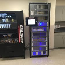 Grainger Vending Machines Amazing Grainger Stephen Tucker Equipment Management