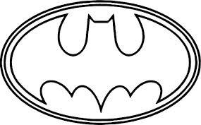 batman symbol coloring page. Fine Page Batman Logo Color Page Symbol Coloring Pages Outline For T